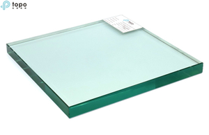 25 mm sécurit clair Sheet Glass Float